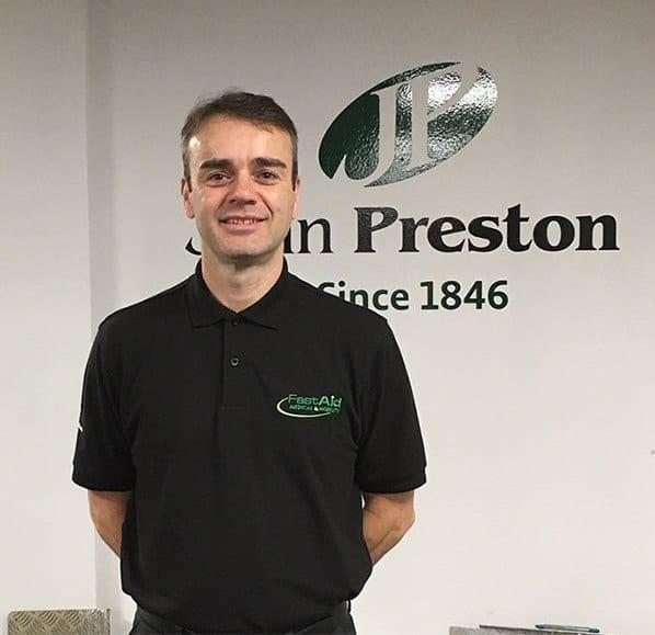 John Preston Scotland appoints new Tomcat trike Assessor